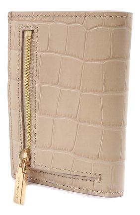 Женские кожаный кошелек COCCINELLE розового цвета, арт. E2 HR2 11 B1 01   Фото 2
