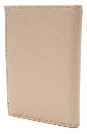 Женские кожаная обложка для паспорта COCCINELLE розового цвета, арт. E2 HL0 12 91 01   Фото 2