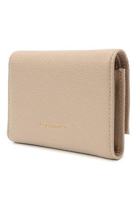 Женские кожаный кошелек COCCINELLE розового цвета, арт. E2 HI5 11 10 01   Фото 2