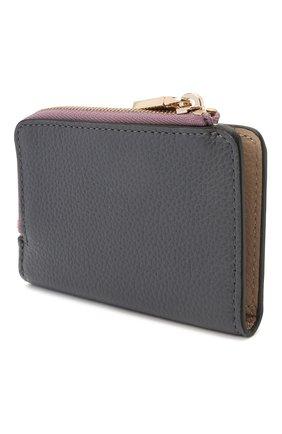 Женские кожаный кошелек COCCINELLE разноцветного цвета, арт. E2 H10 17 01 01 | Фото 2