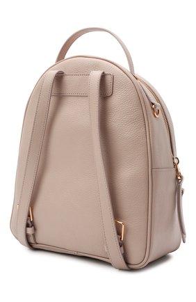 Женский рюкзак lea COCCINELLE бежевого цвета, арт. E1 H60 14 01 01 | Фото 3