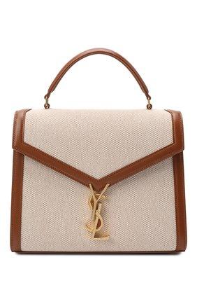 Женская сумка cassandra SAINT LAURENT светло-коричневого цвета, арт. 623931/HZD2J | Фото 1