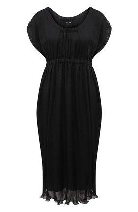 Женское платье GIORGIO ARMANI черного цвета, арт. 1SHVA07V/T02BQ | Фото 1