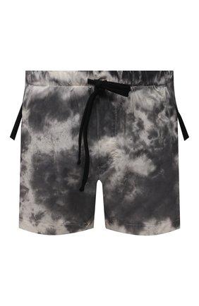 Мужские плавки-шорты THOM KROM серого цвета, арт. SWIM 11 B   Фото 1