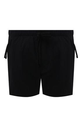 Мужские плавки-шорты THOM KROM черного цвета, арт. SWIM 11   Фото 1