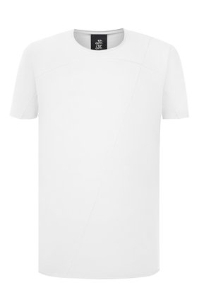 Мужская хлопковая футболка THOM KROM белого цвета, арт. M TS 301   Фото 1