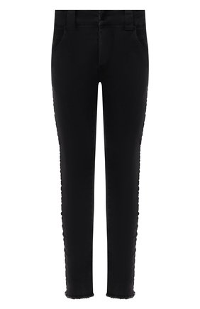 Мужские джинсы THOM KROM черного цвета, арт. M T 56   Фото 1
