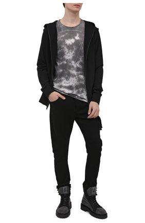 Мужские джинсы THOM KROM черного цвета, арт. M T 56   Фото 2