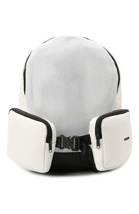 Мужской текстильный рюкзак VIC MATIE белого цвета, арт. 1Z0574T.999TZGT254   Фото 1