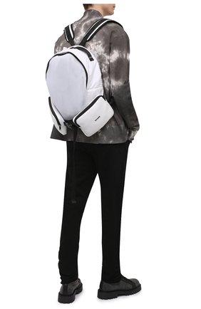 Мужской текстильный рюкзак VIC MATIE белого цвета, арт. 1Z0574T.999TZGT254   Фото 2