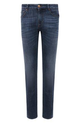 Мужские джинсы PT TORINO синего цвета, арт. 211-C5 PJ05Z10GTL/0A02 | Фото 1