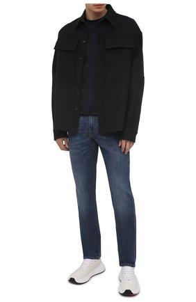 Мужские джинсы PT TORINO синего цвета, арт. 211-C5 PJ05Z10GTL/0A02 | Фото 2