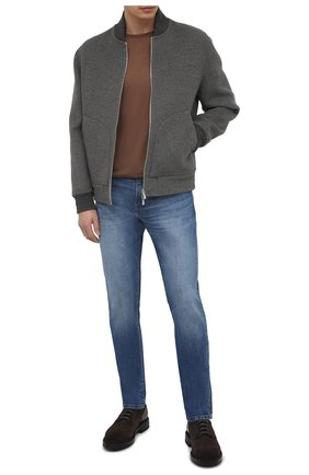 Мужские джинсы PT TORINO синего цвета, арт. 211-C5 VJ05Z20STY/CA42 | Фото 2