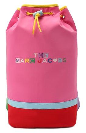 Детская рюкзак MARC JACOBS (THE) разноцветного цвета, арт. W10162 | Фото 1