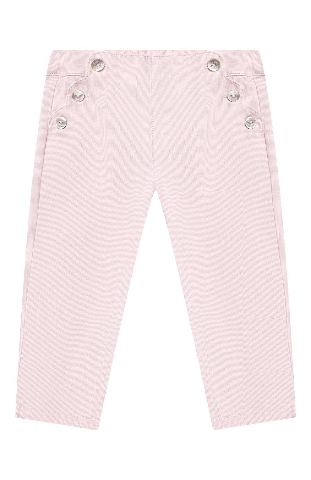 Детские джинсы TARTINE ET CHOCOLAT светло-розового цвета, арт. TS22021/1M-1A | Фото 1