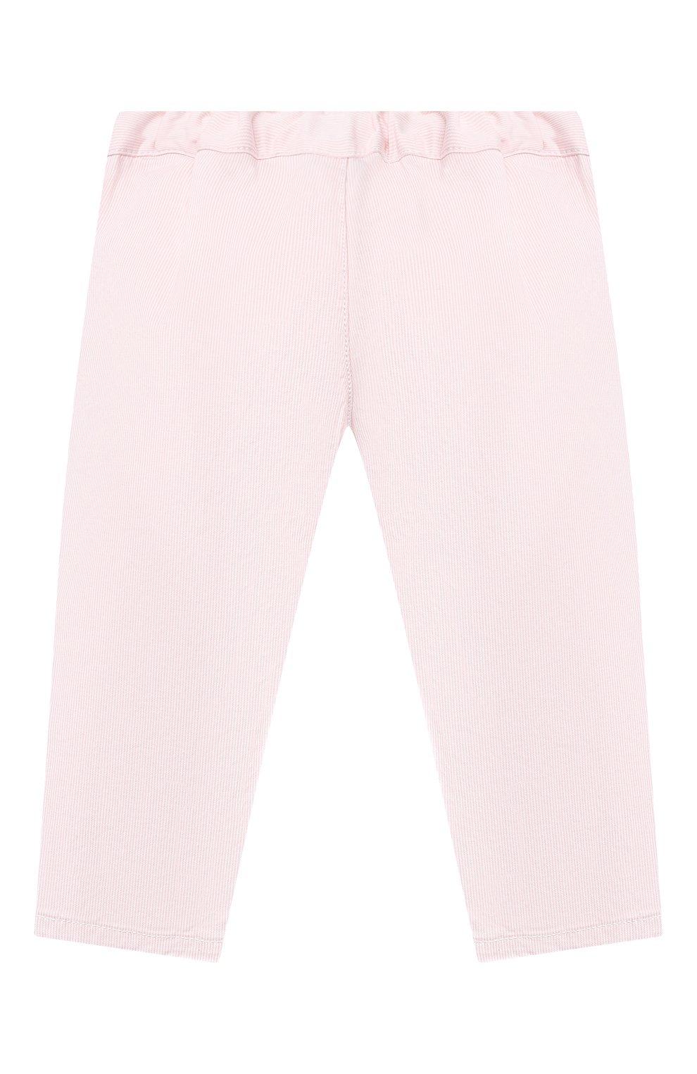 Детские джинсы TARTINE ET CHOCOLAT светло-розового цвета, арт. TS22021/1M-1A | Фото 2