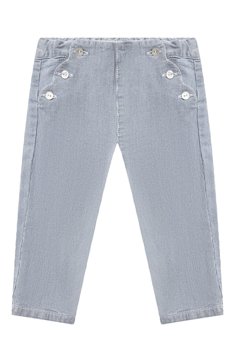 Детские джинсы TARTINE ET CHOCOLAT голубого цвета, арт. TS22021/1M-1A | Фото 1