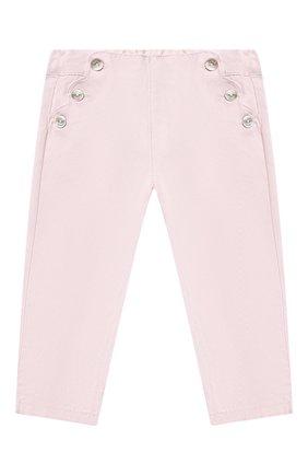 Детские джинсы TARTINE ET CHOCOLAT светло-розового цвета, арт. TS22021/18M-3A | Фото 1