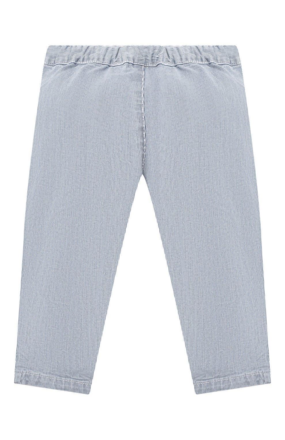 Детские джинсы TARTINE ET CHOCOLAT голубого цвета, арт. TS22021/18M-3A | Фото 2