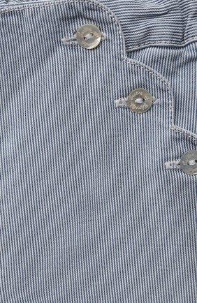 Детские джинсы TARTINE ET CHOCOLAT голубого цвета, арт. TS22021/18M-3A | Фото 3