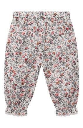 Детские хлопковые брюки TARTINE ET CHOCOLAT разноцветного цвета, арт. TS22041/1M-18M | Фото 1