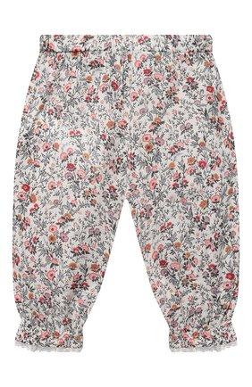 Детские хлопковые брюки TARTINE ET CHOCOLAT разноцветного цвета, арт. TS22041/1M-18M | Фото 2