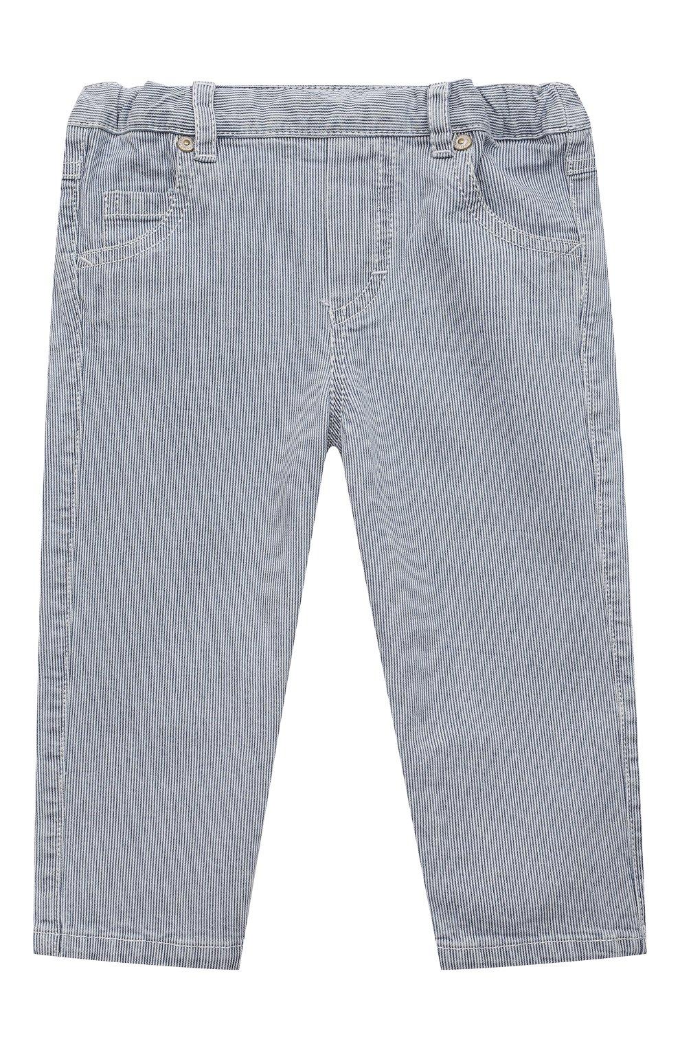 Детские джинсы TARTINE ET CHOCOLAT голубого цвета, арт. TS22111/1M-1A | Фото 1