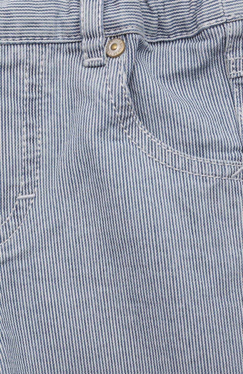 Детские джинсы TARTINE ET CHOCOLAT голубого цвета, арт. TS22111/1M-1A | Фото 3
