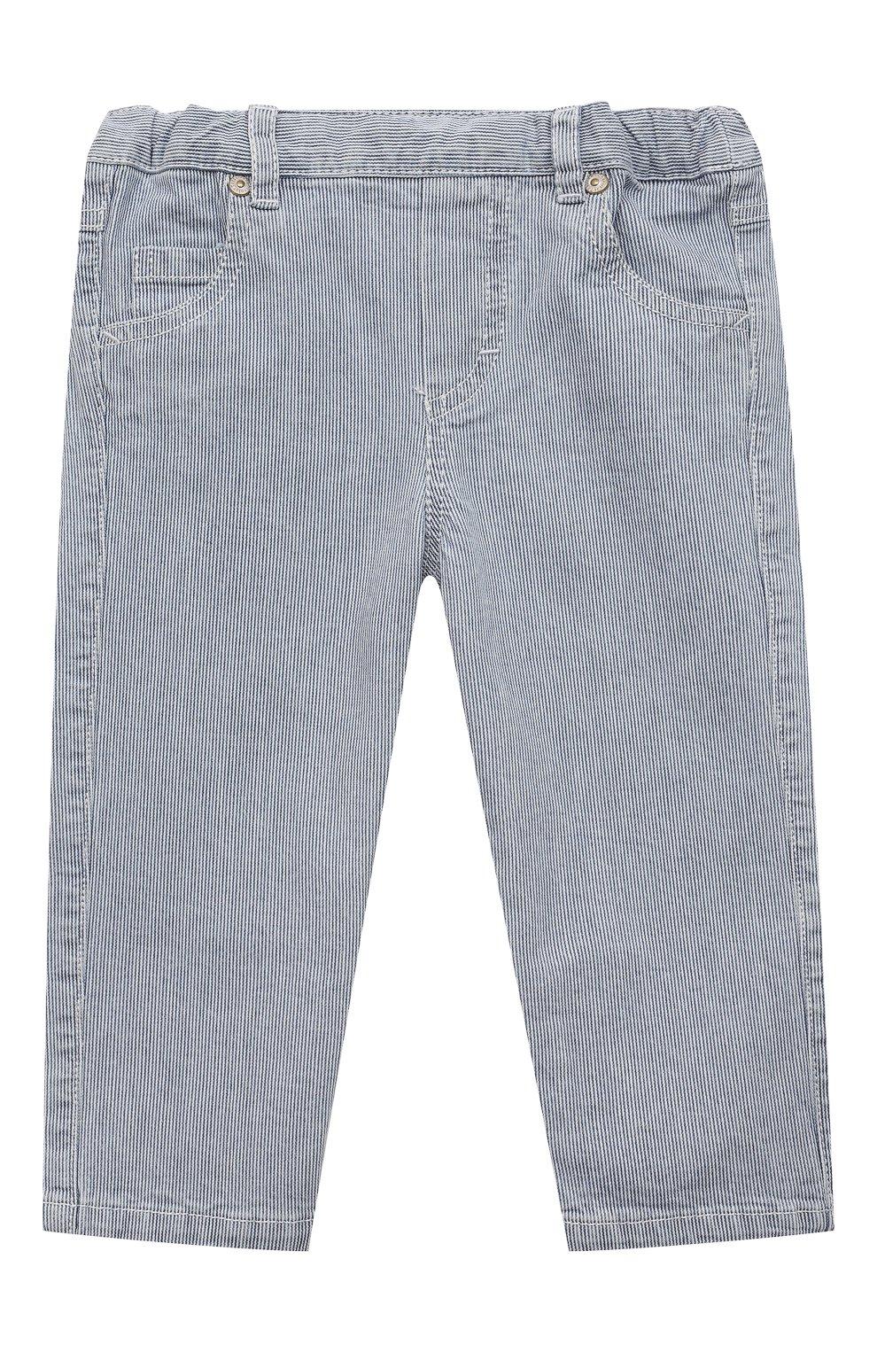 Детские джинсы TARTINE ET CHOCOLAT голубого цвета, арт. TS22111/18M-3A | Фото 1