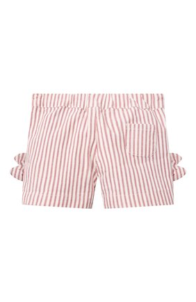 Детские хлопковые шорты TARTINE ET CHOCOLAT красного цвета, арт. TS26151/18M-3A | Фото 2