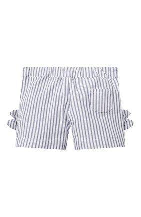 Детские хлопковые шорты TARTINE ET CHOCOLAT синего цвета, арт. TS26151/18M-3A | Фото 2