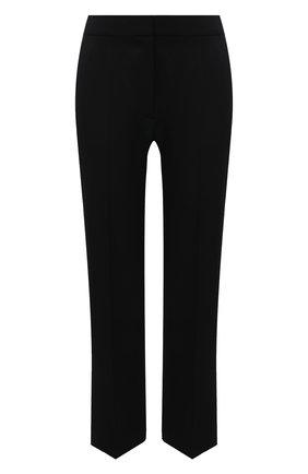 Женские шерстяные брюки STELLA MCCARTNEY черного цвета, арт. 529866/SPA28 | Фото 1