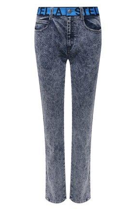 Женские джинсы STELLA MCCARTNEY синего цвета, арт. 372773/S0H26 | Фото 1