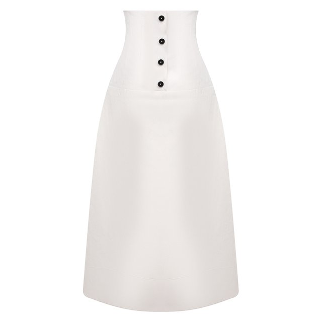 Льняная юбка Jil Sander