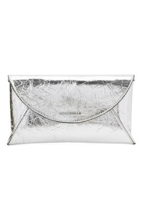 Женская сумка convivie COCCINELLE серебряного цвета, арт. E5 HV3 59 02 14 | Фото 1