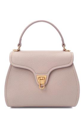 Женская сумка marvin COCCINELLE бежевого цвета, арт. E1 HP0 55 01 01   Фото 1