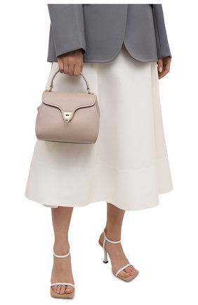 Женская сумка marvin COCCINELLE бежевого цвета, арт. E1 HP0 55 01 01   Фото 2