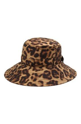 Женская шляпа ERIC JAVITS леопардового цвета, арт. 13740/KAYA | Фото 2