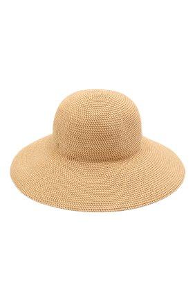 Женская шляпа ERIC JAVITS бежевого цвета, арт. 13804/HAMPT0N   Фото 2