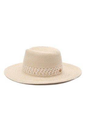 Женская шляпа ERIC JAVITS бежевого цвета, арт. 14013/SQ BAY0U | Фото 2