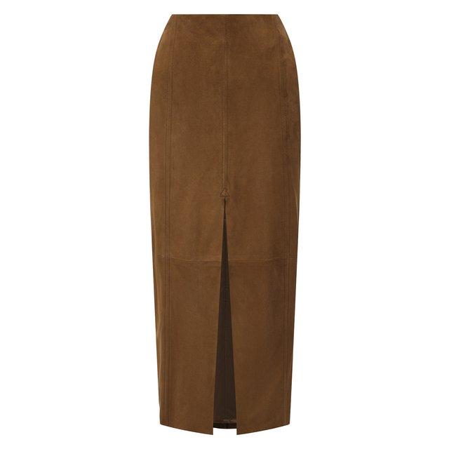 Замшевая юбка DROMe