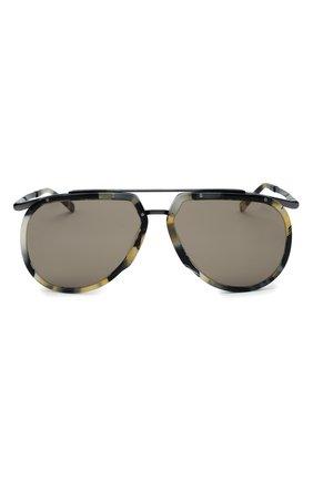Мужские солнцезащитные очки BRIONI разноцветного цвета, арт. 0DC900/P3ZAC | Фото 3
