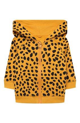 Детский комплект из толстовки и брюк STELLA MCCARTNEY оранжевого цвета, арт. 602847/SQJ27 | Фото 2