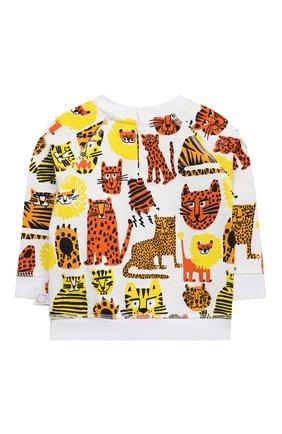 Детский комплект из свитшота и брюк STELLA MCCARTNEY разноцветного цвета, арт. 602845/SQJ17 | Фото 3