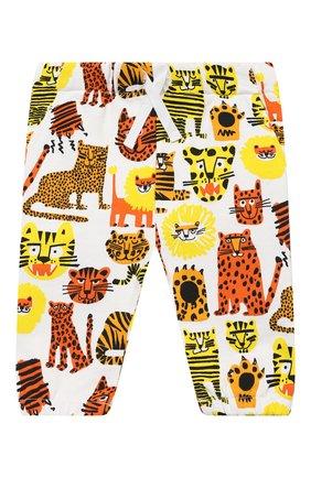 Детский комплект из свитшота и брюк STELLA MCCARTNEY разноцветного цвета, арт. 602845/SQJ17 | Фото 4