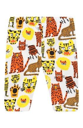 Детский комплект из свитшота и брюк STELLA MCCARTNEY разноцветного цвета, арт. 602845/SQJ17 | Фото 5