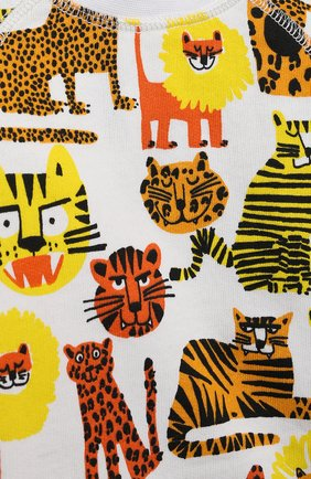 Детский комплект из свитшота и брюк STELLA MCCARTNEY разноцветного цвета, арт. 602845/SQJ17 | Фото 6