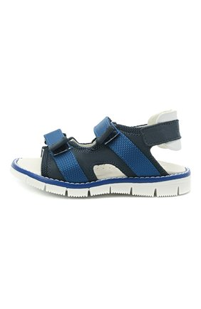 Детские сандалии WALKEY синего цвета, арт. Y1B2-41310-0981/19-24 | Фото 2