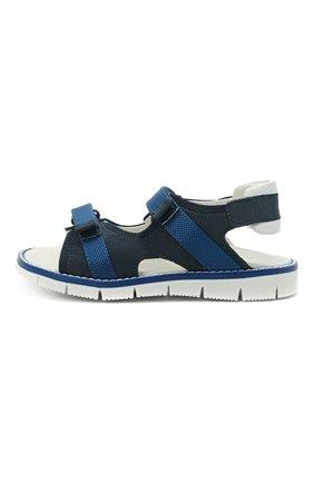 Детские сандалии WALKEY синего цвета, арт. Y1B2-41310-0981/25-29 | Фото 2