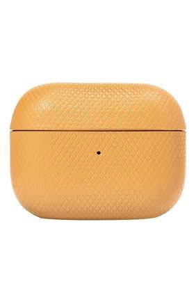 Чехол для airpods pro heritage NATIVE UNION желтого цвета, арт. APPRO-HRTG-YLW | Фото 1